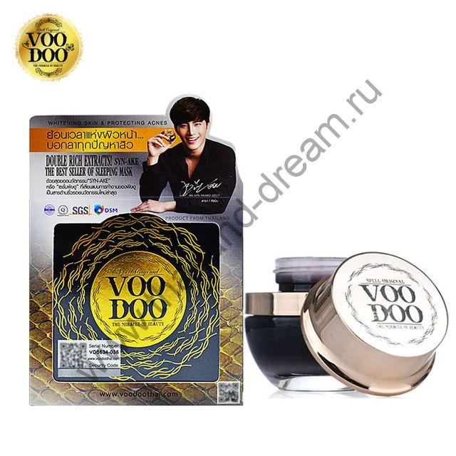 Крем-маска-сыворотка со змеиным ядом VooDoo 30гр